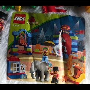 Duplo 10504 Circus Legos
